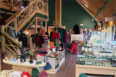 Grenfell Handicrafts Gift Shop - St. Anthony, Newfoundland